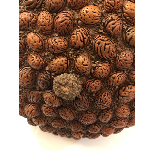 Arts & Crafts Organic Acorn Sculpture For Sale In Philadelphia - Image 6 of 11
