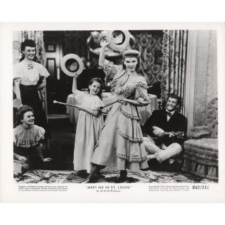 Meet Me in St. Louis R1962 U.S. Silver Gelatin Single-Weight Photo For Sale