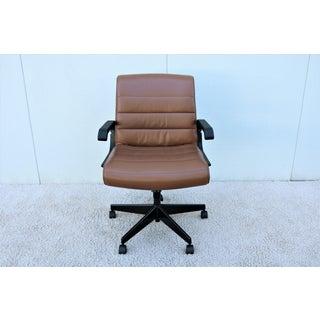 Mid-Century Modern Richard Sapper for Knoll Sapper Executive Ergonomic Chair Preview