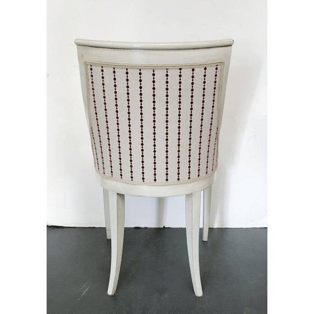 1980s Vintage Italian Chair For Sale - Image 9 of 10