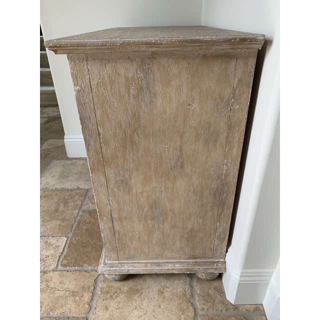 Wood Bliss Studio Diamond Inset Chest For Sale - Image 7 of 9
