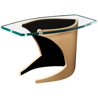 """Side Table by Fred Rossi """"Embrace"""" For Sale"""