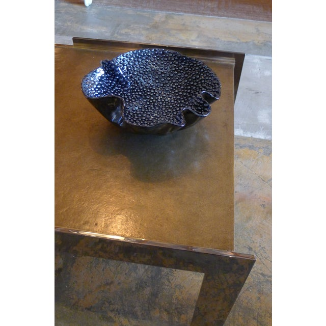 Murano Bowl with Textured Surface - Image 5 of 5