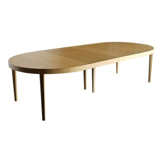 Edward Wormley Dining Table for Dunbar Circa 1950 For Sale