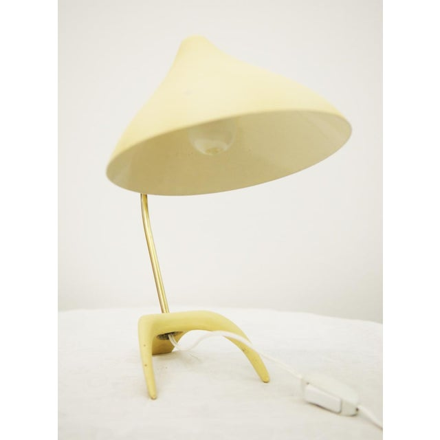 Mid-Century Modern Table lamp by Louis Kalff for Philips For Sale - Image 3 of 11