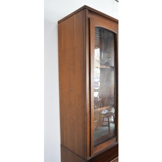 Mid Century Modern China Cabinet Preview