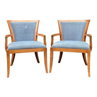 American of Martinsville Armchairs - a Pair For Sale