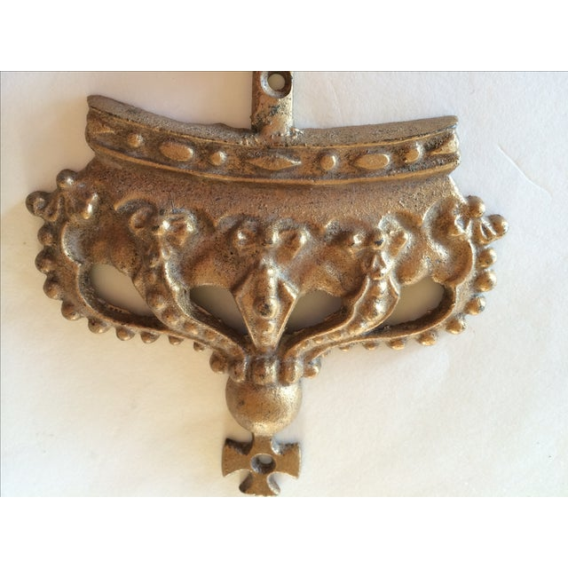 Brass Crown Hook - Image 4 of 4