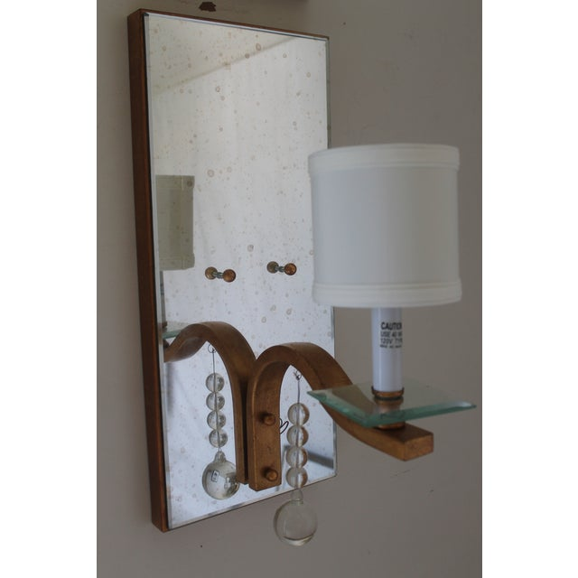 Worlds Away Bette G Sconces - A Pair For Sale In New Orleans - Image 6 of 13