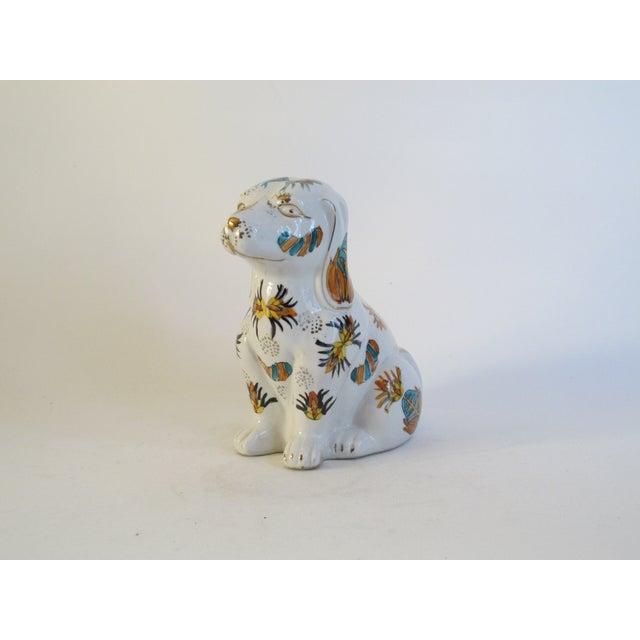Imari Style Dog - Image 2 of 5