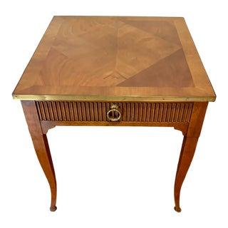 Vintage Baker Furniture Regency Table For Sale
