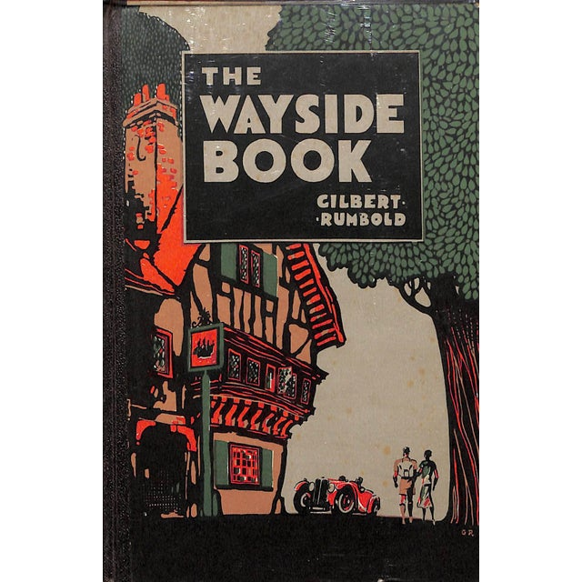 """The Wayside Book"" Book - Image 3 of 3"
