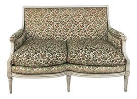 Image of Newly Made Louis XVI Sofas