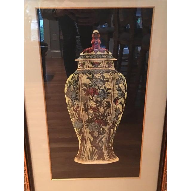 Framed Ginger Jar Prints - A Pair - Image 5 of 9