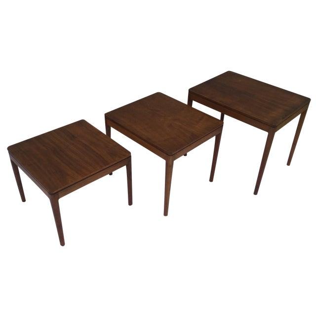 1960's Modern Drexel Declaration Nesting Tables - Image 1 of 9