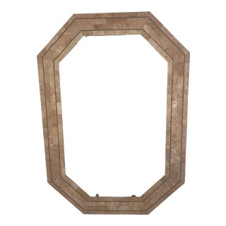 Maitland-Smith Stone Mirror-Frame