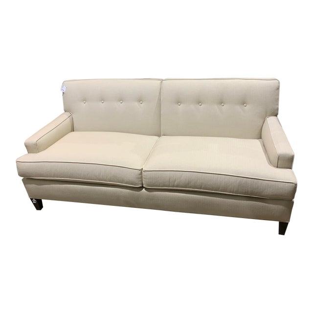 Ethan Allen Tuxedo Sofa For Sale