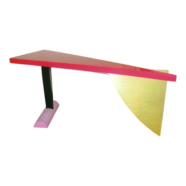 Peter Shire Brazilia Table For Sale