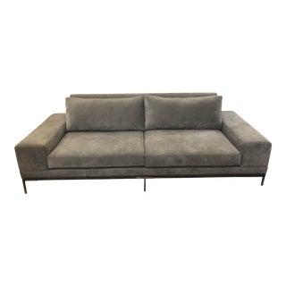 Nathan Anthony Gray Charming Collection Sofa