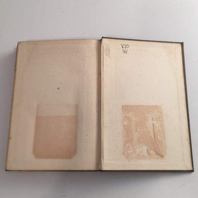 Brown The Simple Life Charles Wagner Hardcover 1904 For Sale - Image 8 of 8