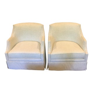 Sister Parish Chairs - a Pair