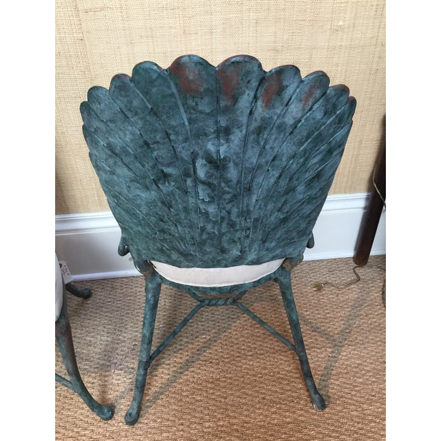 Great looking,sturdy and comfy best describes these chairs. The color is amazing. The chairs are for indoor/outdoor use....