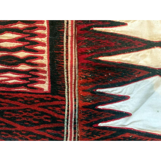 Ceremonial Cape Textile Art from Miao People For Sale - Image 10 of 13