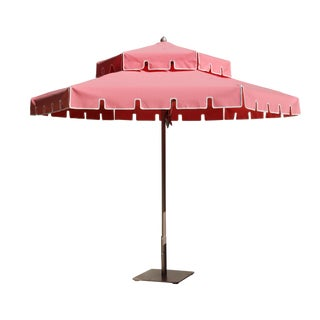 Santa Barbara Design Double Decker Outdoor Umbrella