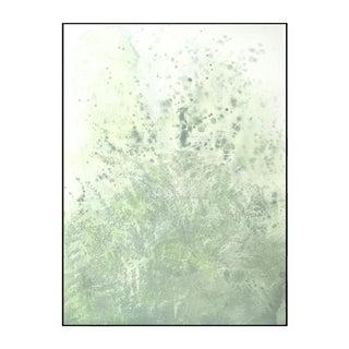 Water & Salt Green -Framed Giclee Print