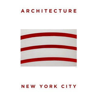 Architecture New York City Poster For Sale