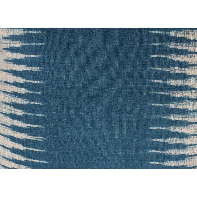 Peter Dunham Peter Dunham Ikat Pillow Pair For Sale - Image 4 of 7