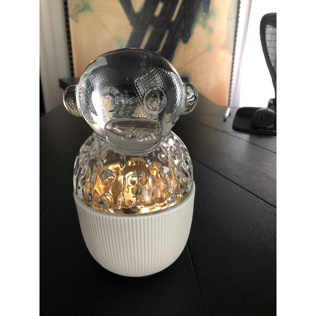 Baccarat Crystal Monkey by Jaime Hayon For Sale - Image 12 of 12
