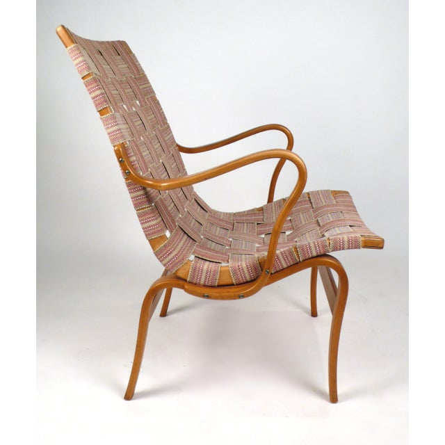 Early Bruno Mathsson Eva Chair For Sale - Image 5 of 10