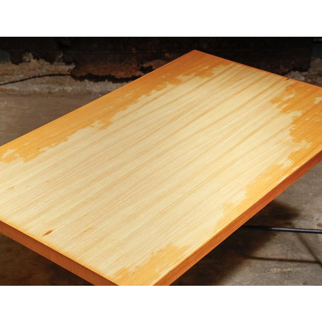 Modernist Dining Table - Image 6 of 8