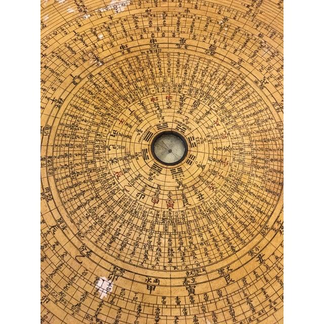 Big Bamboo Feng Shui Side Table - Image 9 of 10