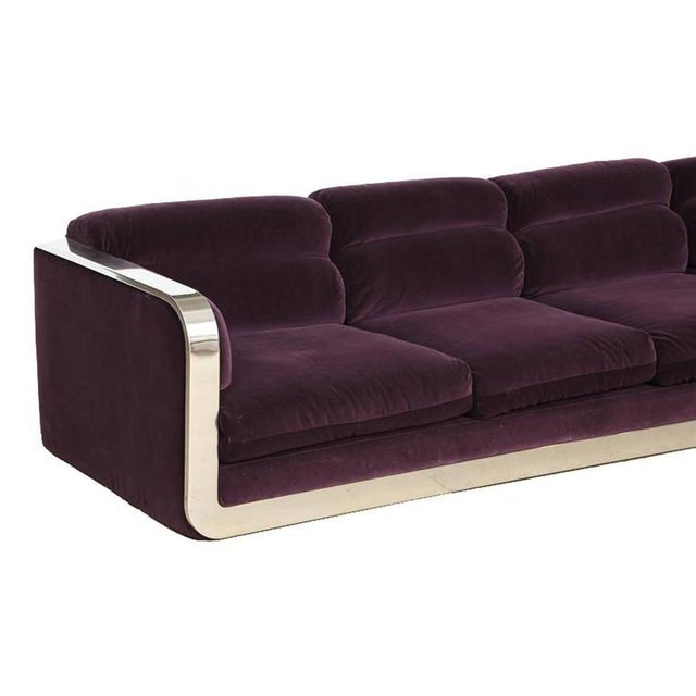 Corner Sofa by Maxform, circa 1960s For Sale - Image 9 of 10