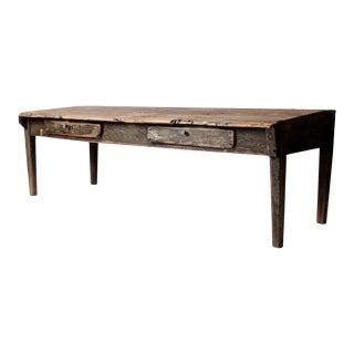 Antique Primitive Desk For Sale