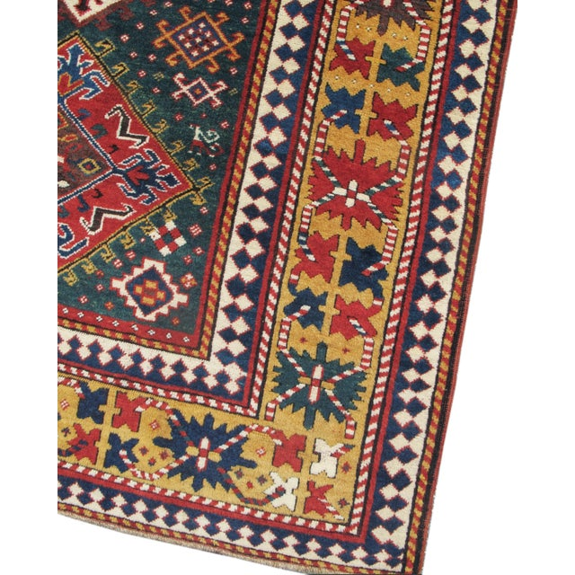 Kazak Rug - Image 1 of 6