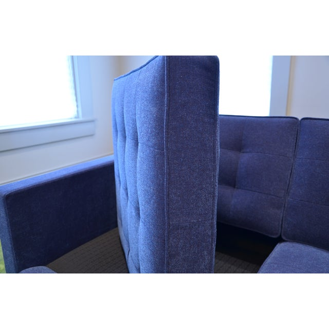 Florence Knoll 3 Seat Sofa - Image 11 of 11