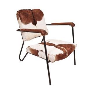 Austin Goat Deco Arm Chair For Sale