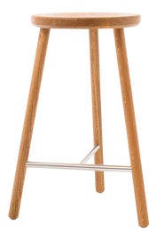 Image of Oak Low Stools