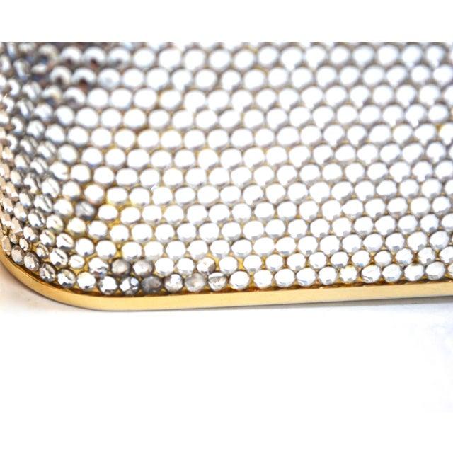 Mid-Century Modern Judith Leiber Crystal Bag For Sale - Image 3 of 7
