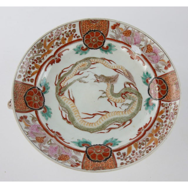 Antique Chinese Lidded Warming Dish - Image 5 of 9