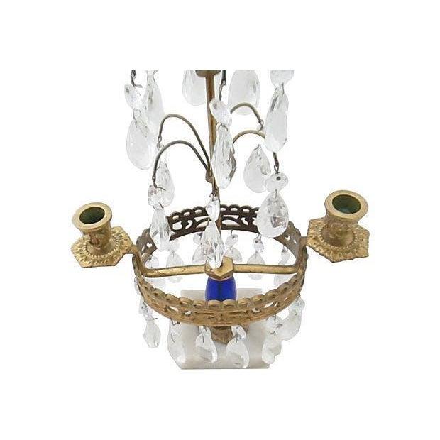 Gustavian (Swedish) Gustavian Style Chandelier For Sale - Image 3 of 3