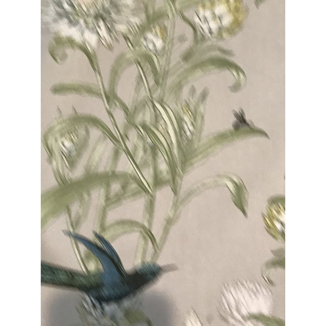 2010s Blendworth Menagerie Enchanted Forest Cotton Fabric 6 Plus Continuous Yards For Sale - Image 5 of 10