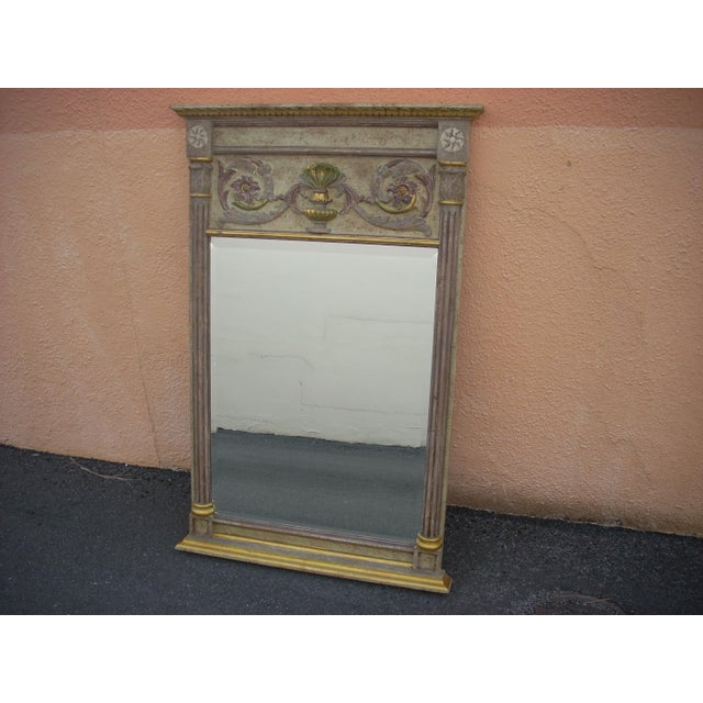 Decorative La Barge Tuscan Mirror For Sale In Naples, FL - Image 6 of 6