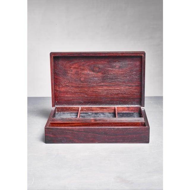 1960s Alfred Klitgaard & Bodil Eje Decorative Box, Denmark, 1960s For Sale - Image 5 of 5
