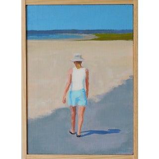 """Morning Walk"" Painting"