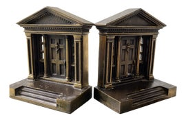 Image of Cast Iron Bookends