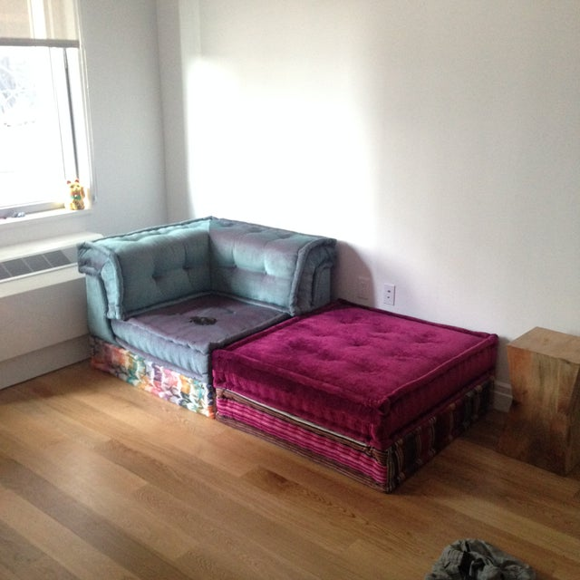 Recently purchased at Roche Bobois in NYC (Aug 1) for new apartment, but does not fit the space properly and cannot be...